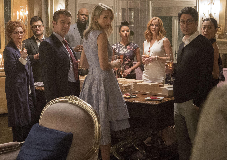 Photo du Cercle dans la saison 1 de la série Runaways