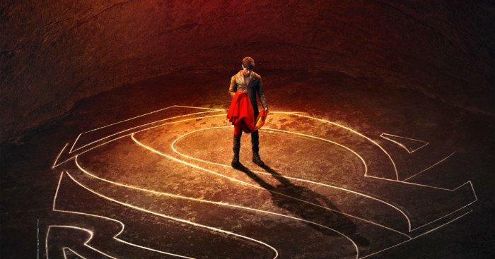 Poster de la saison 1 de la série DC, Krypton