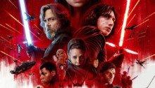 Poster asiatique du film Star Wars: Les Derniers Jedi