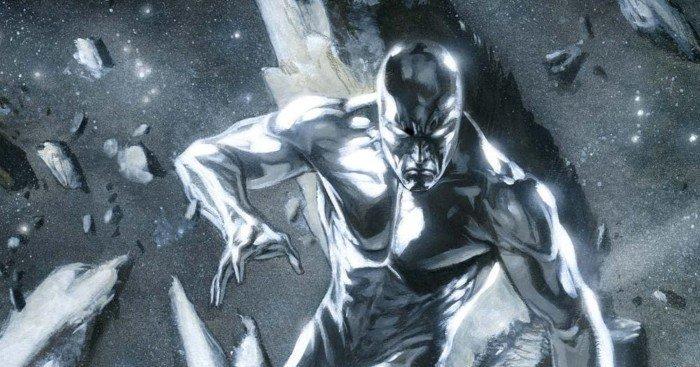 Image du Norrin Radd alias le Silver Surfer (personnage Marvel)