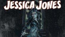 Poster du huitième épisode de la deuxième saison par Jessica Jones : AKA Ain't We Got Fun (Joyce Chin)