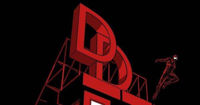 Poster de la troisième saison de Daredevil par Joe Quesada