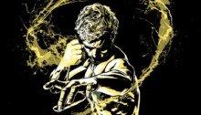 Poster de la deuxième saison d'Iron Fist par Joe Quesada