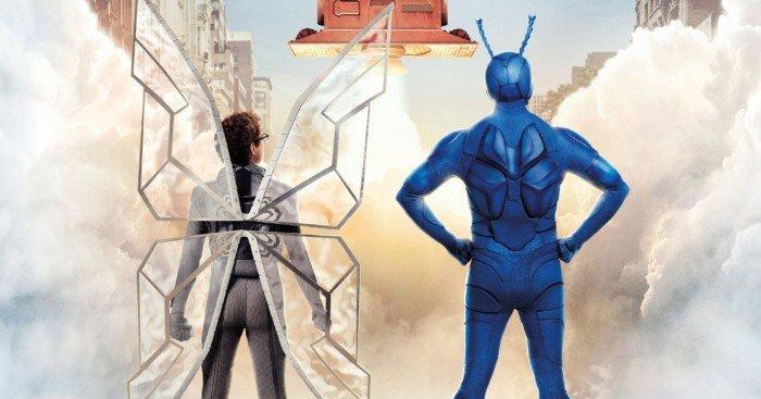 Poster de la deuxième partie de la saison 1 de The Tick