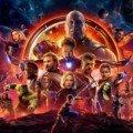 Bannière du film Avengers: Infinity War réalisé par Anthony et Joe Russo