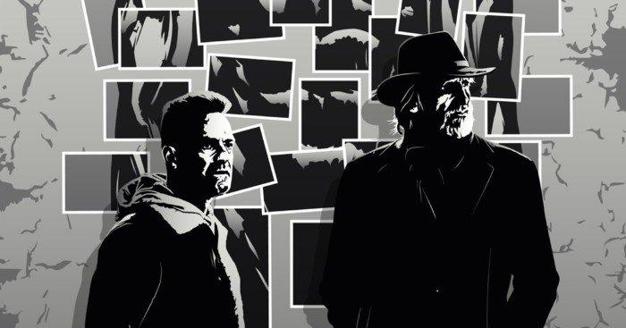 Poster de Wildcat, a DC Shorts Fan Film avec Damien Leconte