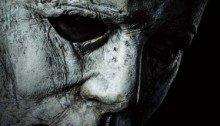Affiche teaser française pour le film Halloween avec Michael Myers