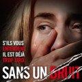 Affiche française du film Sans un bruit (A Quiet Place en VO) réalisé par John Krasinski avec Emily Blunt
