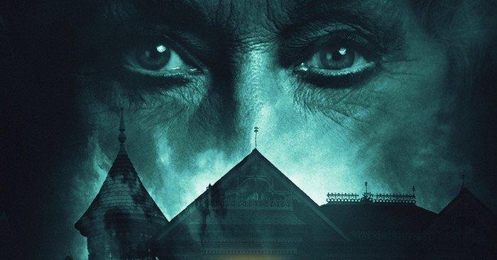 Affiche du film La Malédiction Winchester réalisé par Michael Spierig et Peter Spierig avec Helen Mirren, Jason Clarke et Sarah Snook