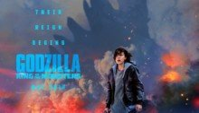 Bannière du film Godzilla: King of the Monsters réalisé par Michael Dougherty avec Millie Bobby Brown