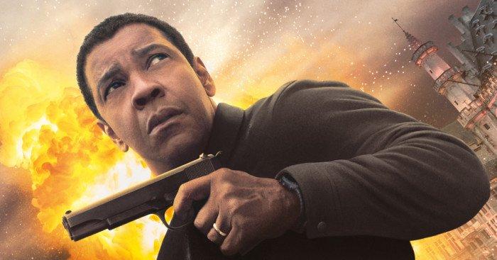 Affiche française du film Equalizer 2 réalisé par Antoine Fuqua avec Denzel Washington