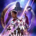 Poster RealD 3D du film Avengers: Infinity War réalisé par Anthony et Joe Russo