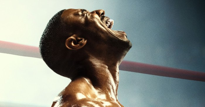 Poster du film Creed II réalisé par Steven Caple Jr. avec Michael B. Jordan (Adonis Creed)