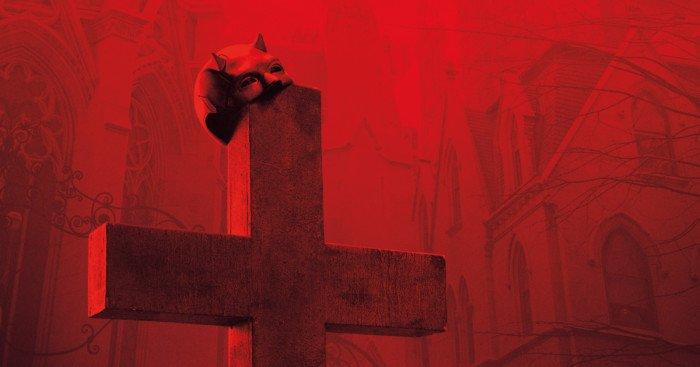 Poster teaser de la troisième saison de la série Daredevil dirigée par Erik Oleson