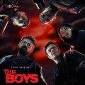 Poster de la première saison de la série The Boys