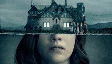 Poster de la série Netflix The Haunting of Hill House créée par Mike Flanagan