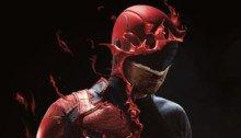 Poster de la troisième saison de la série Daredevil dirigée par Erik Oleson avec Matt Murdock