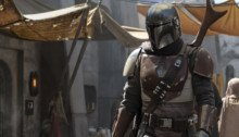 Première photo de la série Star Wars, The Mandalorian, dirigée par Jon Favreau