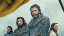Poster du film Outlaw King: Le roi hors-la-loi réalisé par David Mackenzie