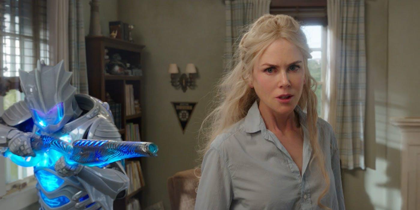 Photo du film Aquaman réalisé par James Wan avec Atlanna (Nicole Kidman)