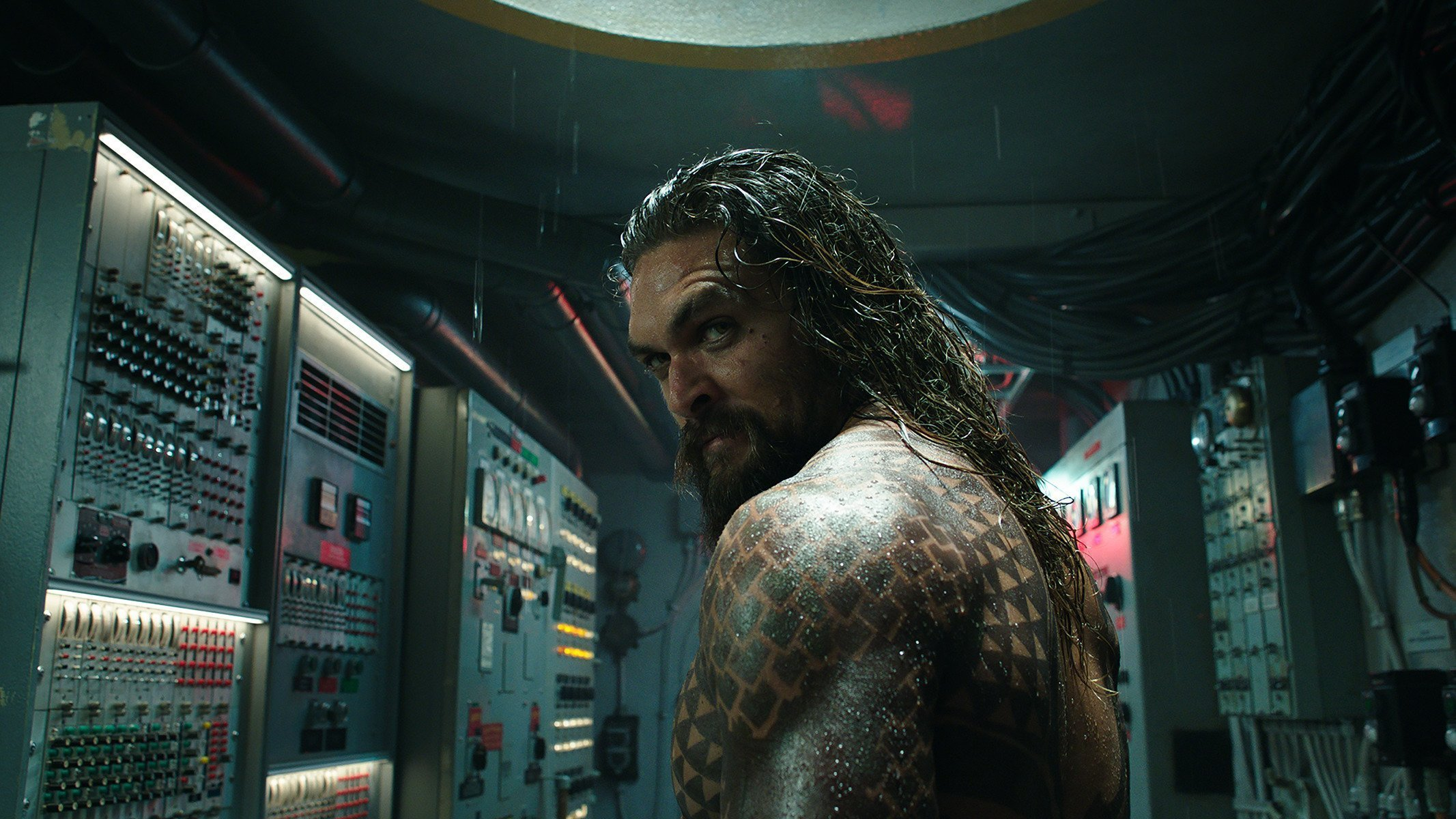 Photo du film Aquaman réalisé par James Wan avec Jason Momoa