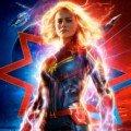 Poster du film Captain Marvel avec Brie Larson