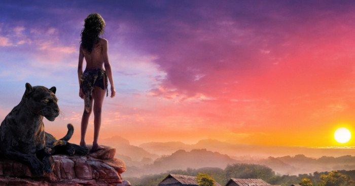 Poster du film Mowgli: la légende de la jungle avec Bagheera