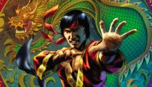 Couverture du comic Marvel, The Hands of Shang-Chi Master of Kung Fu