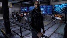 Photo de la sixième saison de la série Agents of SHIELD avec Henry Simmons