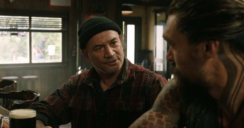 Photo du film Aquaman avec Tom Curry joué par Temuera Morrison