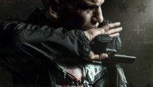 Poster de la deuxième saison de la série The Punisher avec Jon Bernthal