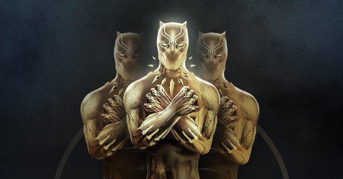 Image du film Black Panther pour les Oscars 2019 par BossLogic