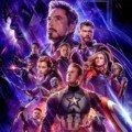 Poster officiel du film Avengers: Endgame réalisé par Anthony et Joe Russo