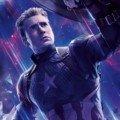 Poster du film Avengers: Endgame avec Captain America