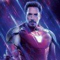 Poster du film Avengers: Endgame avec Iron Man