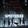 Affiche française du film Simetierre (2019) réalisé par Kevin Kölsch et Dennis Widmyer avec Jason Clarke, Amy Seimetz, John Lithgow