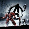 Deuxième bannière pour le film Avengers: Endgame par Ryan Meinerding