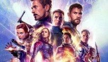 Poster IMAX du film Avengers: Endgame réalisé par Anthony et Joe Russo