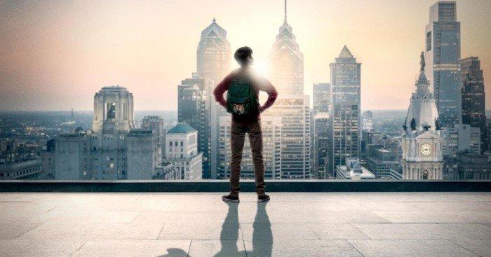 Poster Dolby du film Shazam! réalisé par David F. Sandberg avec Zachary Levi
