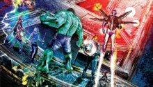 Poster du film Avengers: Endgame par Chris Malbon
