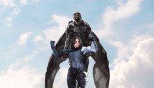 Poster de fan pour la série Falcon & Winter Soldier par Tolga Oguz