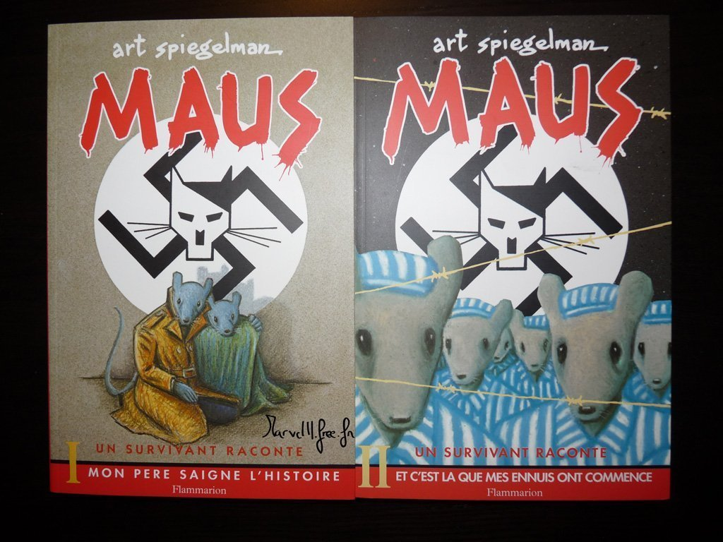 an essay for maus Persepolis and maus: maus and persepolis jean e howard, katharine eisaman maus, [editors] with an essay on the shakespearean stage by andrew gurr.