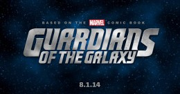Bannière pour le logo de Guardians of the galaxy