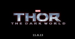 Bannière de Thor: The Dark World