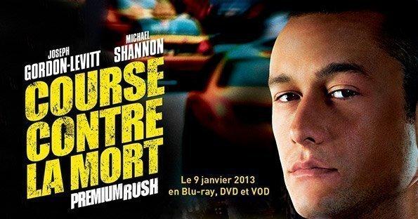 Bannière du film Course contre la mort (Premium Rush)