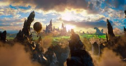 Bannière pour la Bande Annonce VO d'Oz the great and powerful
